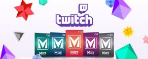 Get Your Twitch.TV Bits Purchase with Multi Game Card Now!