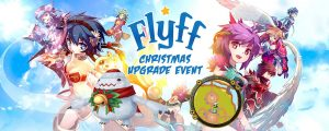 Fly For Fun: Christmas Upgrade Event