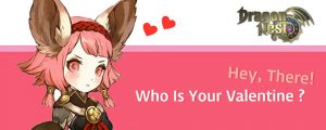 Top Up Promotion – Find your own Valentine in Dragon Nest