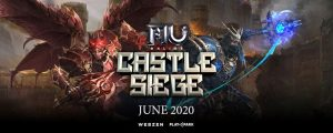 MU Online's First Castle Siege Event Happens