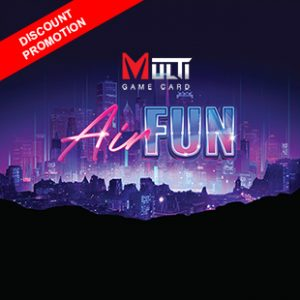 Top up AirFUN Games with Multi Game Card